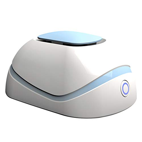 FAMKIT Electric Ozone Generator Sterilizer Home Office Air Cleaner Rechargeable Air Purifier Odor Bacteria Eliminator