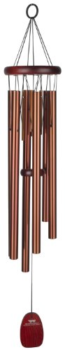 Woodstock Chimes PCCB The Original Guaranteed Musically Tuned Chime Pachelbel Canon, Bronze (Elements Silk Inc)