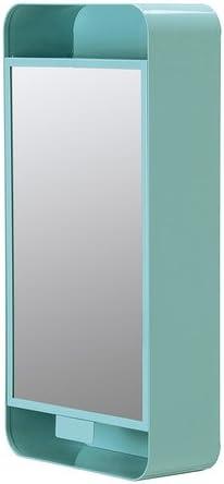 Ikea Gunnern Armoire De Toilette Avec 1 Porte Bleu 31x62 Cm Amazon Fr Cuisine Maison