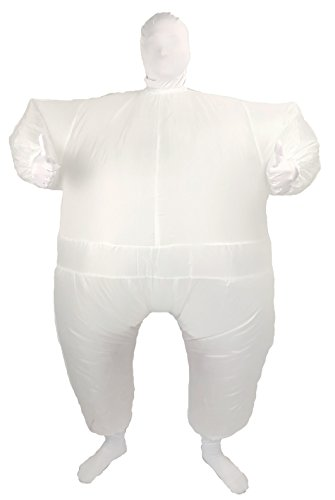 Suit Inflatable Blow up Full Body Jumpsuit Costume