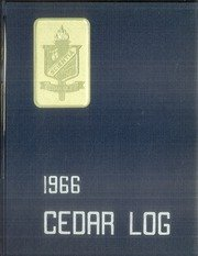 (Custom Reprint) Yearbook: 1966 Cedar Cliff High School - Cedar Log Yearbook (Camp Hill, PA)