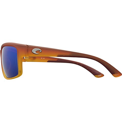Blue Costa Bay Mag Fade 580g Matte Sunset Sunglasses Mir wwvYAUq