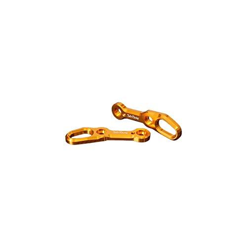 14-17 YAMAHA FZ-09: Sato Racing Hook Set (Gold)