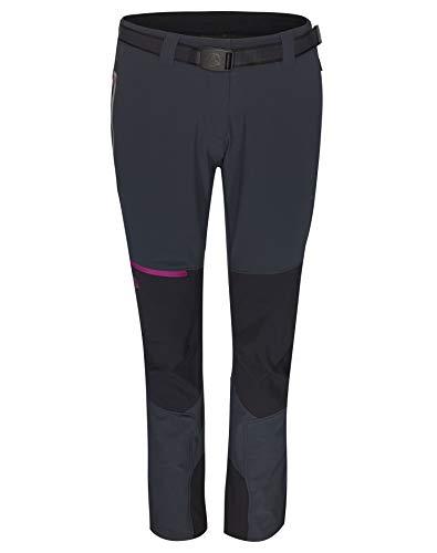 Mujer Gris whales ® Ternua Grey Pantalón Negro Iona qOtz8AF