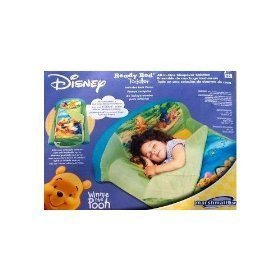 Disney Winnie the Pooh Toddler Ready Bed ()