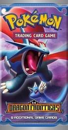 Pokemon EX Dragon Frontiers Booster (Dragon Frontiers Pokemon)