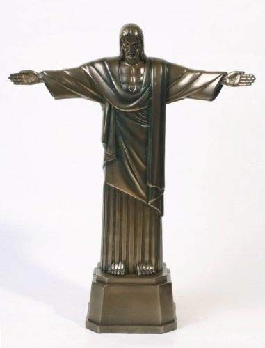 ShopForAllYou Figurines and Statues Christ The Redeemer Statue 11.5