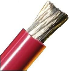 Lawrence Marine Products 2 AWG Tinned Marine Battery Cable
