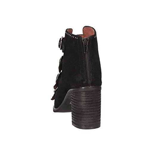 BLACK Sandalias Negro JCS5012350SUE Jeffrey Mujer Campbell EvqRPwxw0