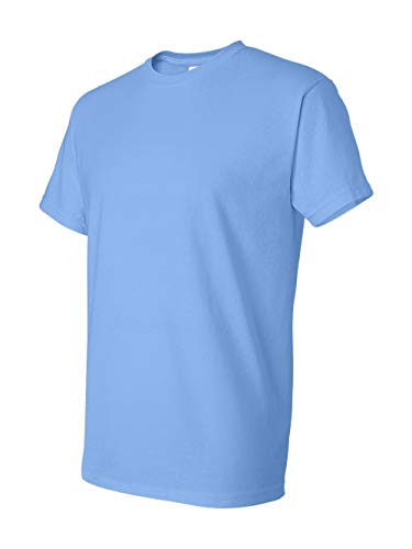 (Gildan mens DryBlend 5.6 oz. 50/50 T-Shirt(G800)-CAROLINA BLUE-3XL)