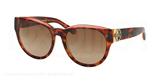 Kors Bermuda Michael (Michael Kors Bermuda Sunglasses MK6001B 300413 Tortoise/Pink/Yellow Brown Gradient 54 18 135)