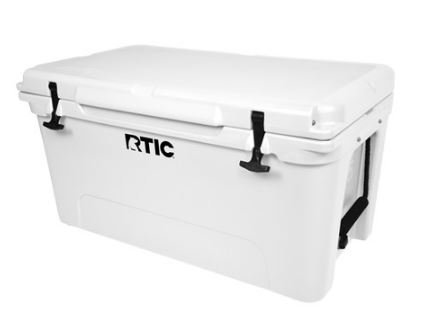 RTIC Cooler (RTIC 65 White) by RTIC (Image #1)