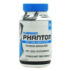 Nubreed Nutrition Phantom 90 Capsules