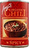 Amy's Organic Chili Spicy - 14.7 fl oz