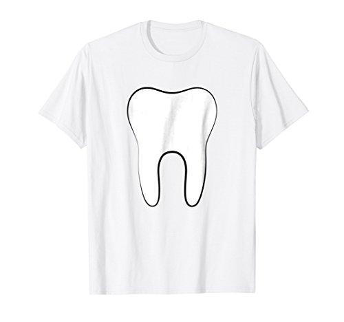 Mens Tooth Fairy Couples Halloween 2017 Tshirt Medium