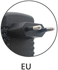 CUHAWUDBA AC// 12V 2A 24W Transformador Adaptador De Fuente De Alimentacion para 5050 3528 Led Luz De Tira Enchufe De La UE