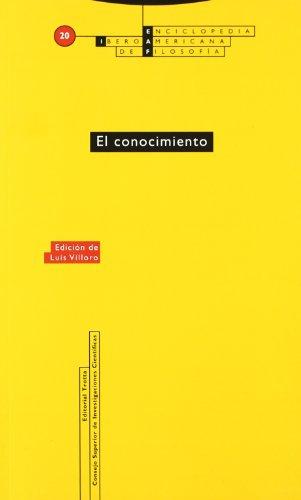 Descargar Libro El Conocimiento Luis Villoro