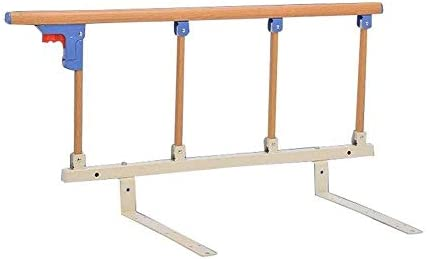 GDNA ベッド手すり折りたたみベッド補助ロッドハンドル専用看護ベッドレール老人ホームベッド手すり手すり (Color : C, Size : 85x40cm)