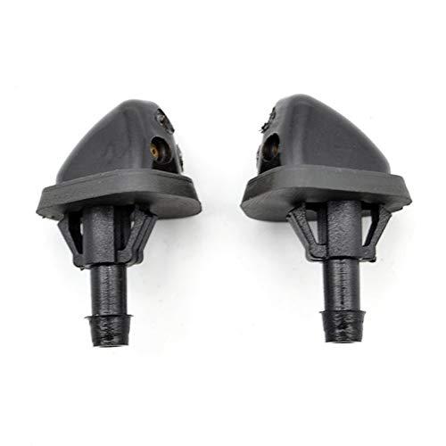 Xukey set di 2 ugelli per tergicristallo anteriore per Swift MK2 SX4 MK1 Grand Vitara XL-7 MK2 Escudo Aerio