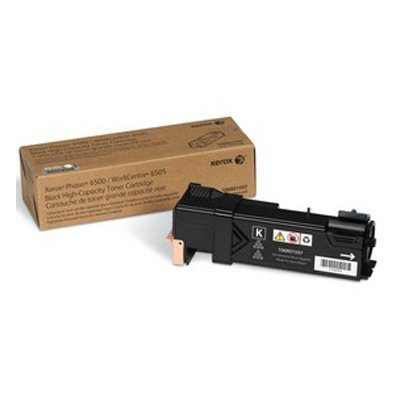 Xerox Phaser/Toner Cartridge, 3000 Page Yield, Black