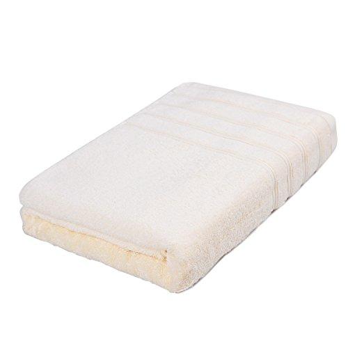 PROMIC 80icnh Extra Long Bath Sheet, 500 GSM 100% Cotton Plu