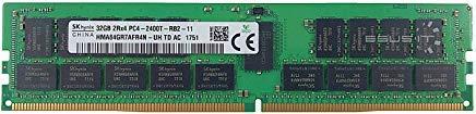 (SK hynix 32GB/2Gx4 DDR4 2400MHz ECC/REG CL17 Server Memory Model HMA84GR7AFR4N-UH)