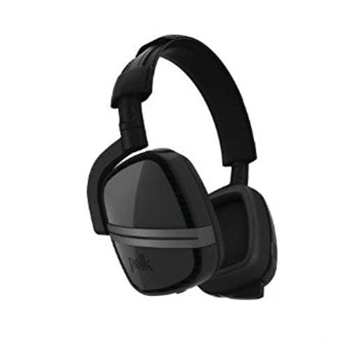 Polk Audio Melee Headphone - Black - Xbox/Xbox 360
