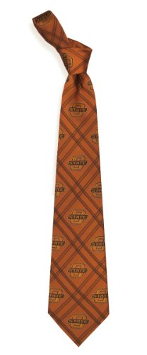 Oklahoma State Cowboys Woven Polyester 2 Adult Tie from Eagles Wings (Oklahoma State Cowboys Woven Tie)