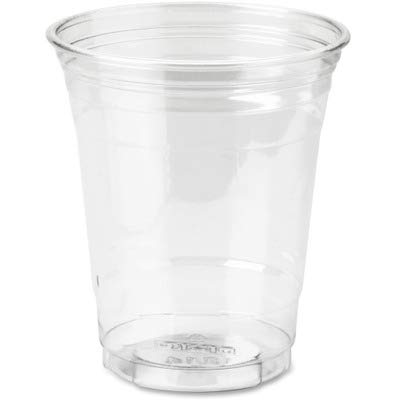- DXECP12DXCT - Dixie Crystal Clear Plastic Cups