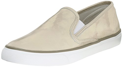 para Mujer Dorado Zapatillas Gold Metallic Seaside Sperry WZqw0U16W