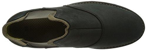 Le Naturaliste Évolue Graphite Noir Antique Lux Suede - Nc41 Grey