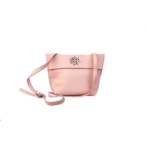 Borsa Laser Decorativo Pelle Modello Le In Dettaglio Erica Chiare Per Contee Orientali Taglio Rosa Con Donne Sqw5B4W