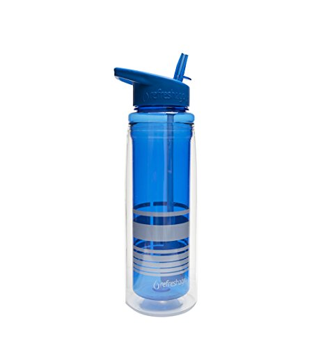 refresh2go Chill Double Filtered Bottle product image