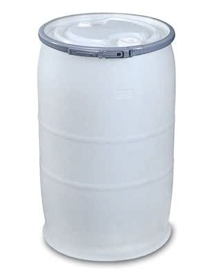 DPI™ 30 Gallon Open Top Drum-Natural