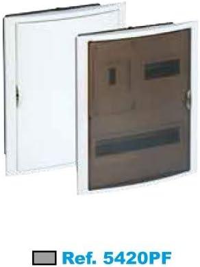 SOLERA 5420 Caja de Distribución, Blanco: Amazon.es: Bricolaje y ...
