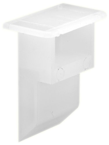 Prime-Line Products H 3943 Sash Balance Top Guide, 1-1/4-Inch, White Nylon, - Sash Cam Nylon