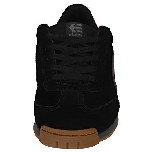 Dorado LS hombre Cut 465 Gris skate Negro de Lo para de 4101000365 Zapatillas Etnies II cuero gTZ1wWxq