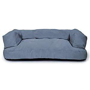 Amazoncom great dane dog bed xxl extra large washable for X large dog sofa bed