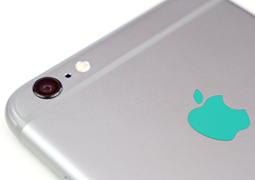 Mint Color Changer Overlay for Apple iPhone 6 and 6 Plus Logo Vinyl Sticker Decal