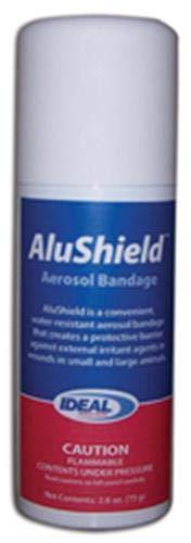 - NEOGEN SQUIRE 054-79100 179109 Alushield Aerosol Bandage, 2.6 oz