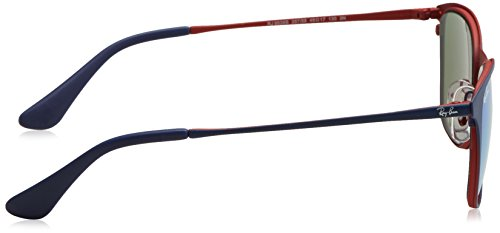 Blue Ban RJ9539S Rubber Sonnenbrille Ray Junior Red 0dXxBUnwq