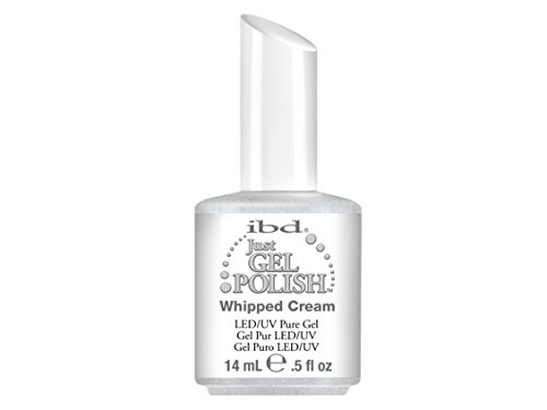 Ibd Just Gel Polish 'Whipped Cream #56510' New Color