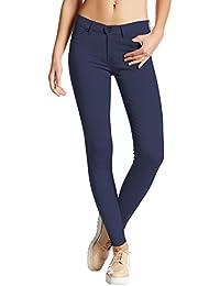 Womens Hyper Ultra Stretch Comfy Skinny Pants