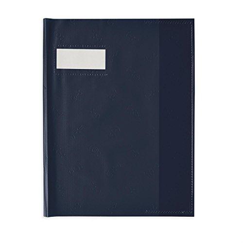 ELBA - Protège-cahiers Styl SMS, 17 x 22 cm - Noir