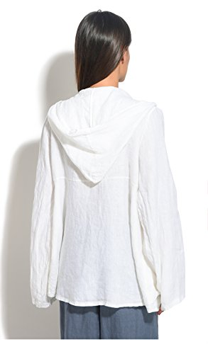 100 Lin Blanc Liliane Khaki Liliane Khaki Lin 100 Blanc xqRFvwaXIZ