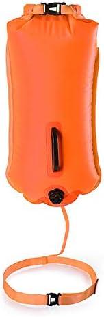 ZwemboeiOnafhankelijk Dubbele Airbag Scheurbestendig Wrijvingsveilig GebruikLicht en Zichtbaar Vlotter voor Waterveiligheid Training en Concurrentie