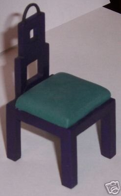 Take a Seat Form and Function Chair Resin Mint in Box
