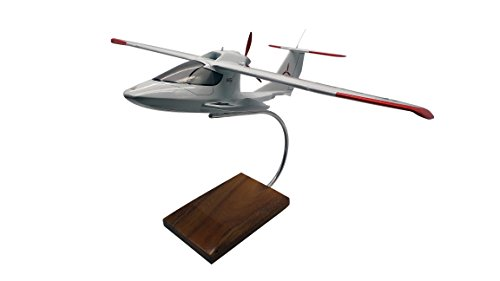 PilotMall.com Icon Aircraft A5 Mahogany (Mahogany Model Aircraft)