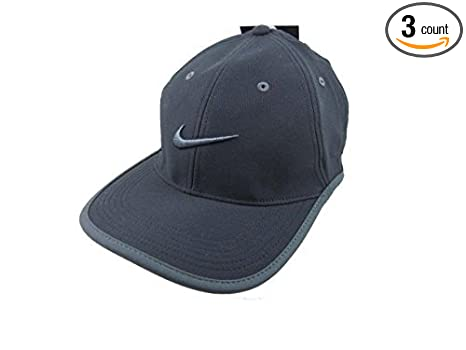 29536a5a ... get nike vapor ultralight golf cap pro tour adjustable hat black with  iconic anthracite grey swoosh