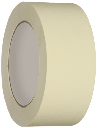 Intertape PG500 Utility Grade Paper Masking Tape, 48MM X 54.8M (Case of 24 Rolls)